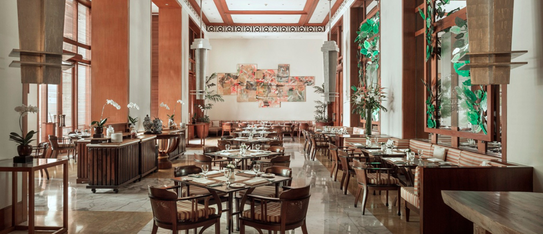 Jakarta Restaurant Interior