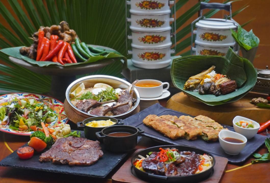 Taste of Nusantara at Jakarta Restaurant